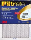 20 x 25 x 1 MPR 1900 Ultimate Allergen Pleated Air Filter from USHomeFilter