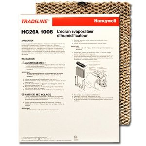 Honeywell HC26A1008 Humidifier Filter Pad (OEM)-0