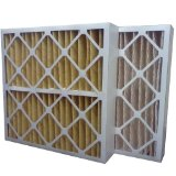 16 x 25 x 4 MERV 11 Pleated Air Filter-0