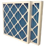 25 x 25 x 2 MERV 8 Pleated Air Filter-0
