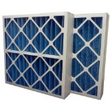 24 x 24 x 4 MERV 8 Pleated Air Filter-0