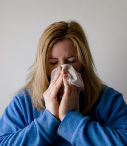 preventing home fever and flu